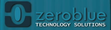 Zero Blue Logo