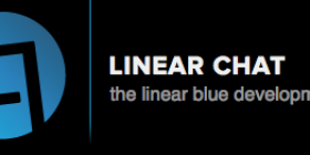 Linear Chat Logo