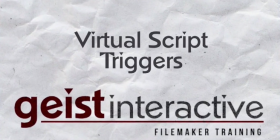 Virtual Script Triggers
