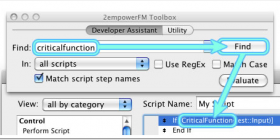 Annotated image of 2Empower plugin in action