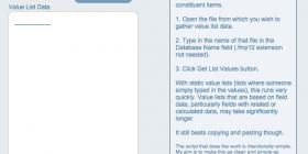 Value List Scraper pic
