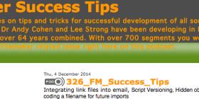 FileMaker Success Tips 326