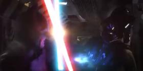 Batman vs Darth Vader