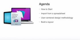 Agenda for webinar