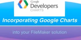 Google Charting screen shot