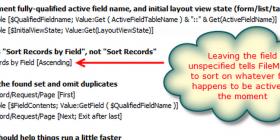 De-Dupe code
