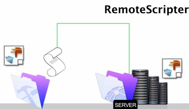 RemoteScripter example