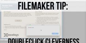 Double Click trick