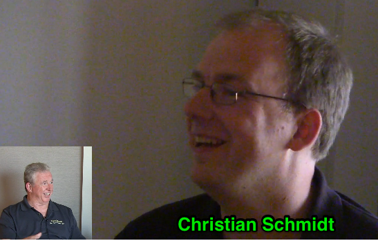 FileMaker Plugin Developer Interview - Christian Schmidt
