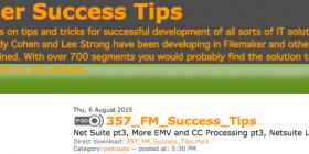 Filemaker Success Tips 357