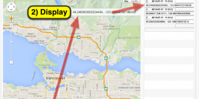 Google Map example with FileMaker