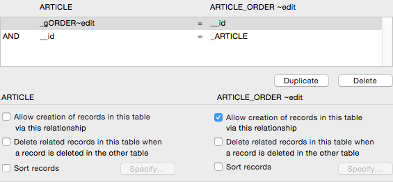 FileMaker Transactions Without Portals
