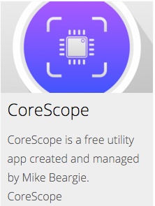 CoreScope by Mike Beargie