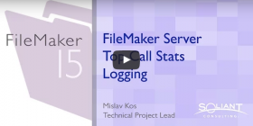 FileMaker Server Top Call Logging
