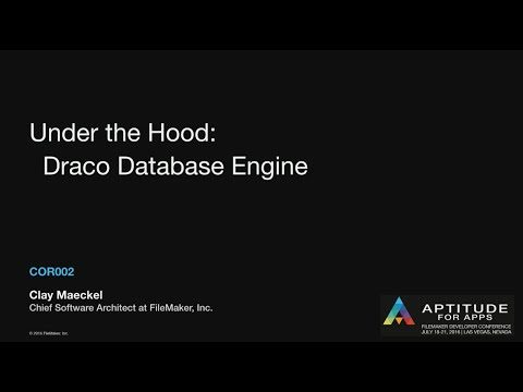 Draco Database Engine