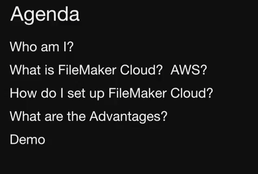 FileMaker Cloud, iPhone 7 Headphone Jack, fun stuff