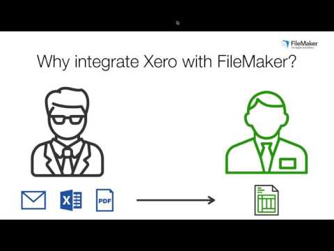 FileMaker and Accounting Integration
