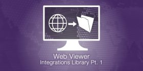 WebViewer Integration Library