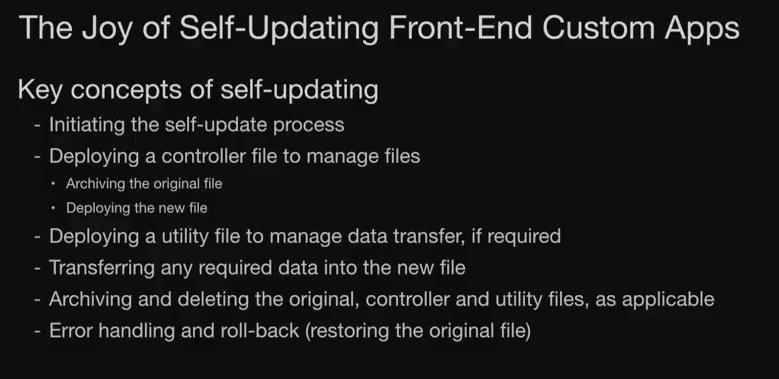 Self-Updating Apps, FileMakerTalk Podcast, AWS Billing Alerts
