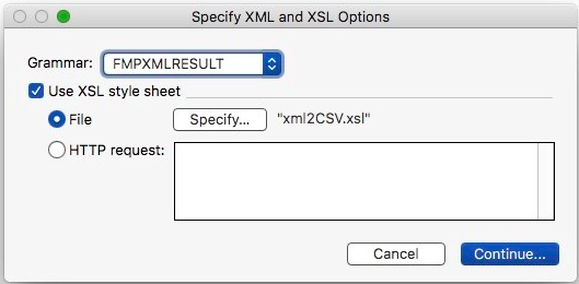 Excel Exports using XML and XSLT - FileMakerProGurus