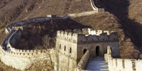 China's Two Great Walls (One Virtual)