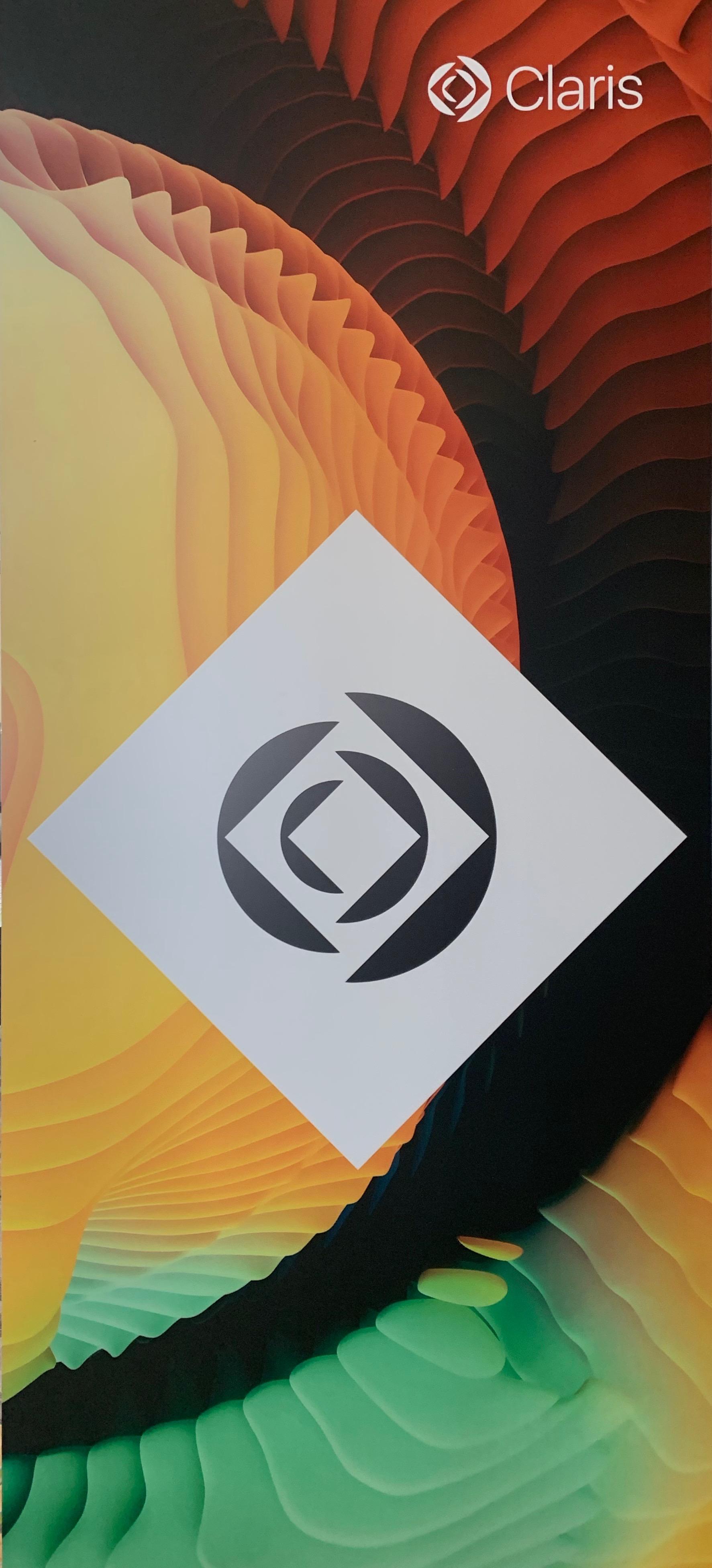 Claris new logo and art